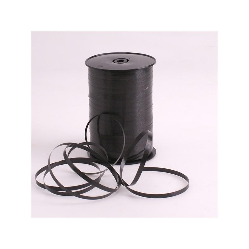 Krullint licht Zwart 5mm x 500m