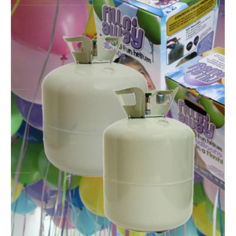 Helium voor 100x 9 inch ballonnen