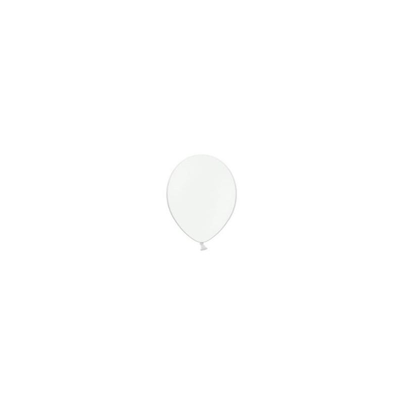Ballonnen standaard wit per 10st.