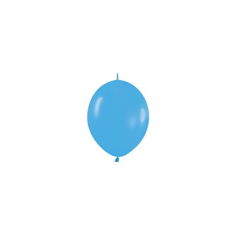 Link-o-loon 6 inch/15 cm blue (040) per 50st.