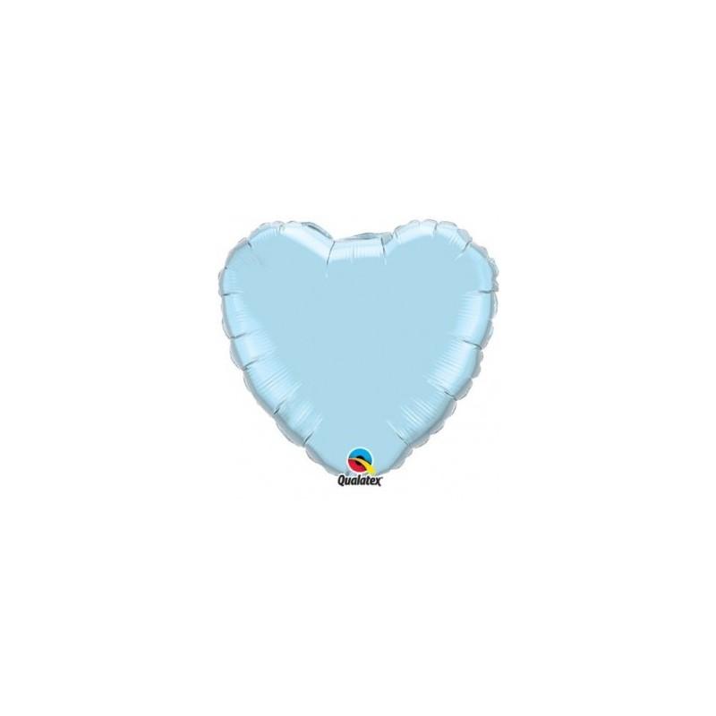 Folie ballon Heart shape in vele kleuren