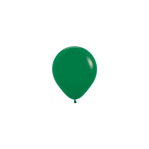 Sempertex XXLballonnen 55cm Forest green 032 per 5 st.