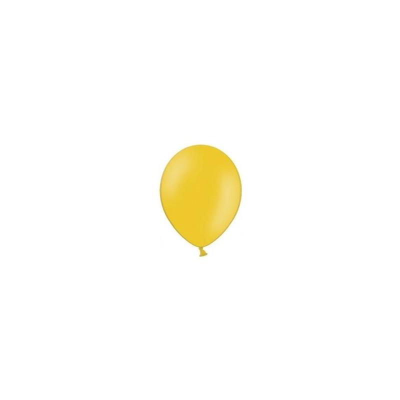 Ballonnen Standaard Ocher  per 100 st.