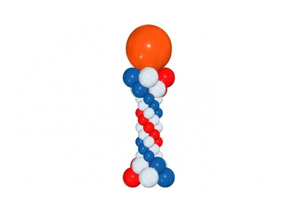 Ballonnen zandloper