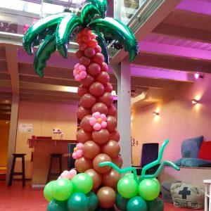 Thema ballon decoraties