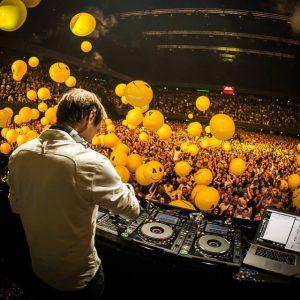 Ballonnen dropping